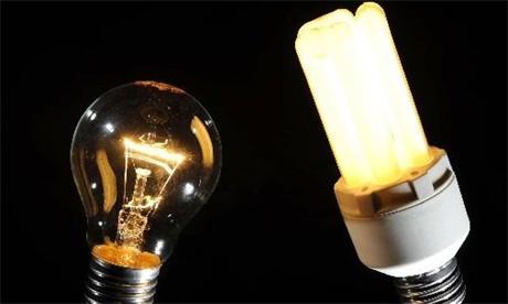 spaarlamp gloeilamp